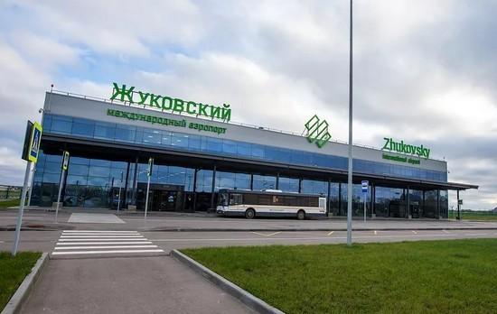 фото аэропорта Жуковский